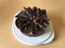 Kristin's amazing cake skills